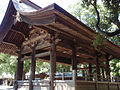 Mishima-taisha, Geinohden, 20110918.jpg