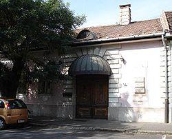 A Feledy-ház Miskolcon