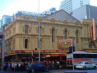 Miss Saigon - The new production of Miss Saigon at Her Majesty's Theatre in Melbourne
