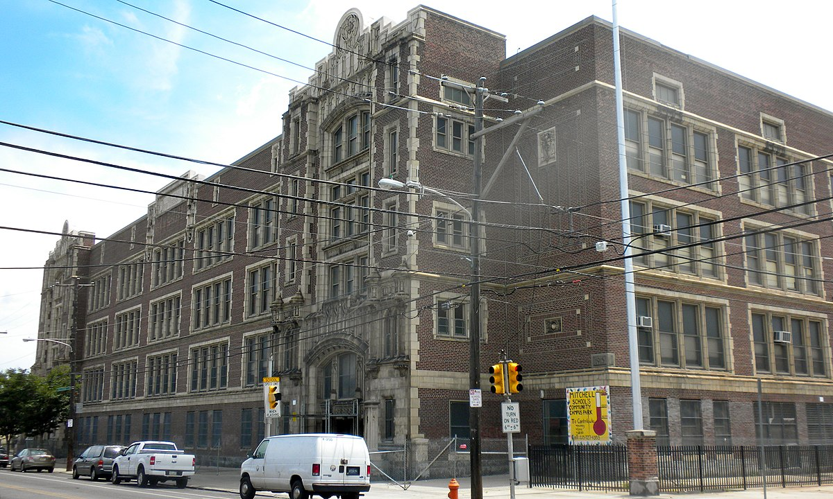 S Weir Mitchell School Wikipedia