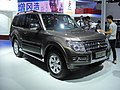 Mitsubishi Pajero CN Spec V6 3.0L In the 14th Guangzhou Autoshow 12.jpg