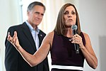 Mitt Romney & Martha McSally (31406713448).jpg
