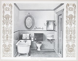 A room for personal hygiene activities, such as showering