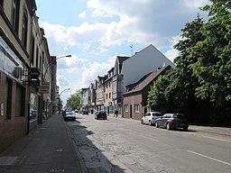Moerser Straße in Duisburg