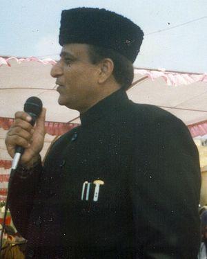 Azam Khan (politician) - Image: Mohammad Azam Khan 1