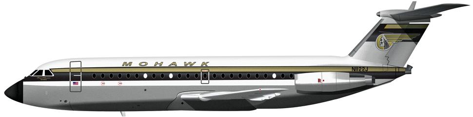 Mohawk N1122J