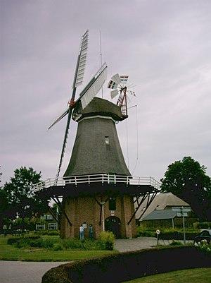 De Sterrenberg, Nijeveen - Image: Molen Nijeveen