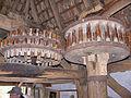 Molen Oostendorper Watermolen, Haaksbergen korenmolen maalkoppel aandrijving steenspil.jpg