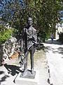 Monastére Saint Paul Gogh Statue.JPG