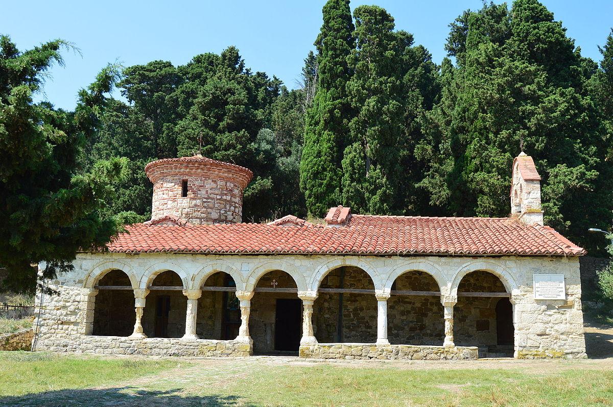File:Monastery of Zvernec.JPG - Wikimedia Commons