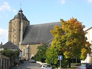 Église Saint-Girons