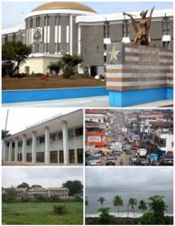 Monrovia – Veduta