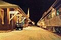 Mont-Joli Via Rail station.jpg