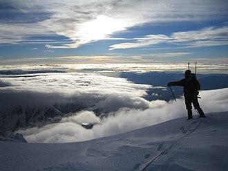 Seven Summits - Mont Blanc summit