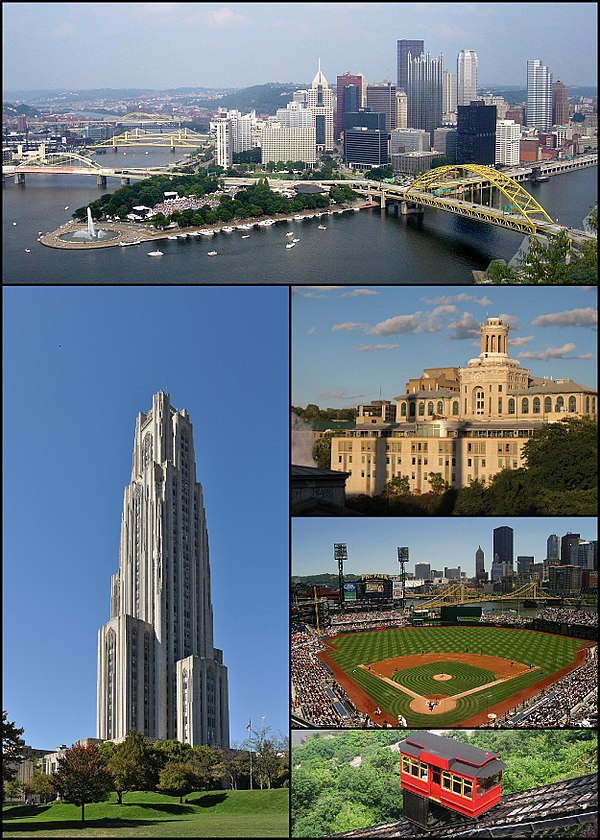Pictures of Pittsburgh