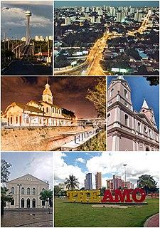 Teresina Municipality in Northeast, Brazil