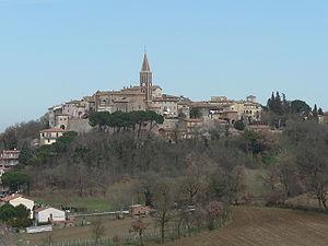 Montecastrilli - Image: Montecastrilli (TR)