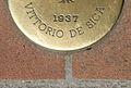 Montecatini Terme Viale Verdi Vittorio De Sica plaque 01.JPG