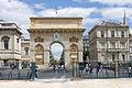 Montpellier-Arc de triomphe du Peyrou-2012 07 02.jpg