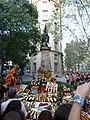 Monument a Rafael de Casanova, BCN, Diada-1.JPG