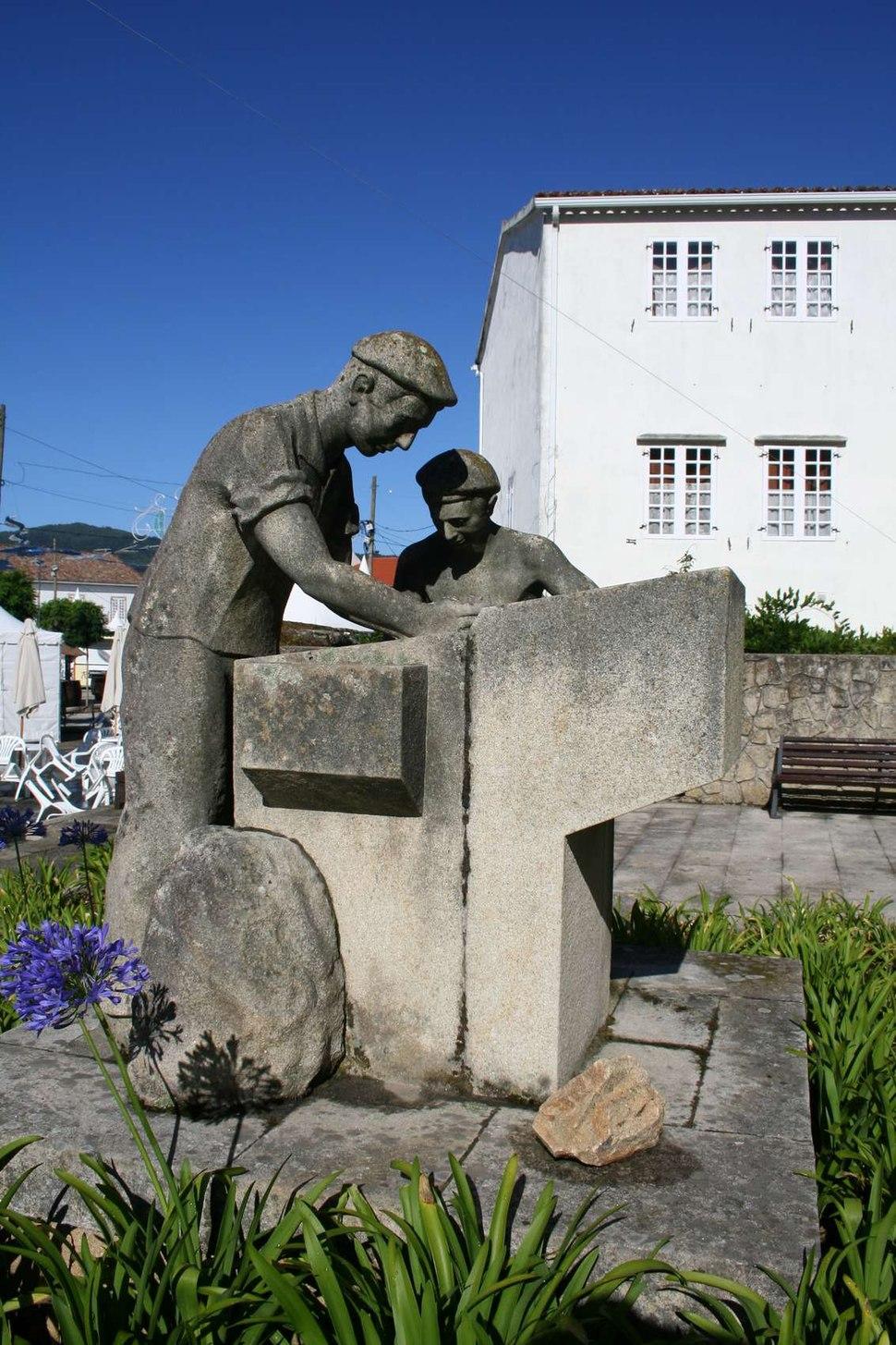 Monumento ó Cabaqueiro