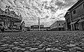 Monumento a Francesco Baracca visto da piazza dei Martiri.jpg