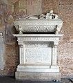 Monumento funebre del giureconsulto Filippo Decio (m. 1535) di Stagio Stagi.JPG