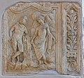 Moosburg Pfarrkirche roem Grabbaurelief Perseus und Andromeda 26012016 0357.jpg