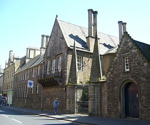 Moray House School of Education - Old Moray House