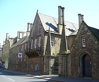 Moray House School of Education - Old Moray House