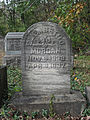 Morgan (Elizabeth), Bethany Cemetery, 2015-10-09, 01.jpg