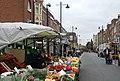 Morning set-up at Chapel Street market, Islington (5) - geograph.org.uk - 1523962.jpg