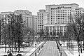 Moscow, Aleksandrovsky Garden, State Duma and Moskva Hotel 2.jpg