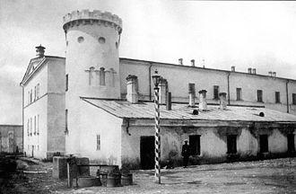 Butyrka prison - Butyrka prison, 1890s