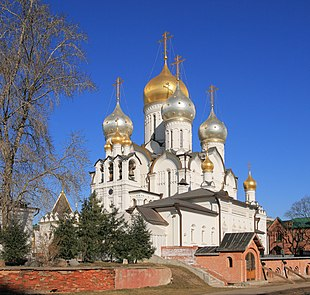Moscow ZachatyevskyConventCathedral C35.jpg
