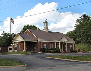 Mosheim, Tennessee - Mosheim Town Hall