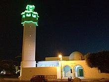 Mosque Sidi Mtir in Mahdia.jpg
