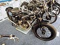 Motor-Sport-Museum am Hockenheimring, 1914 Rudge TT Multi, Rudge-Whitworth Four Valve Four Speed motorcycle, pic2.JPG