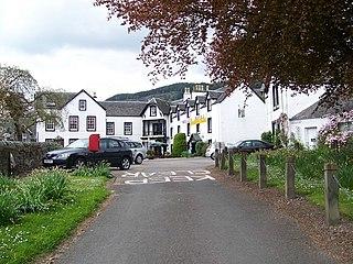 Moulin, Scotland