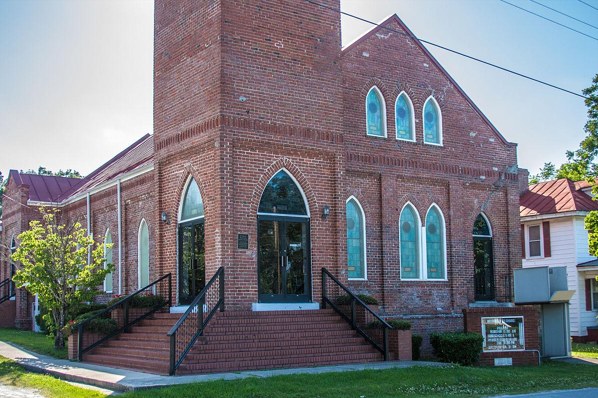 Mount Shiloh Missionary Baptist Church Wikipedia