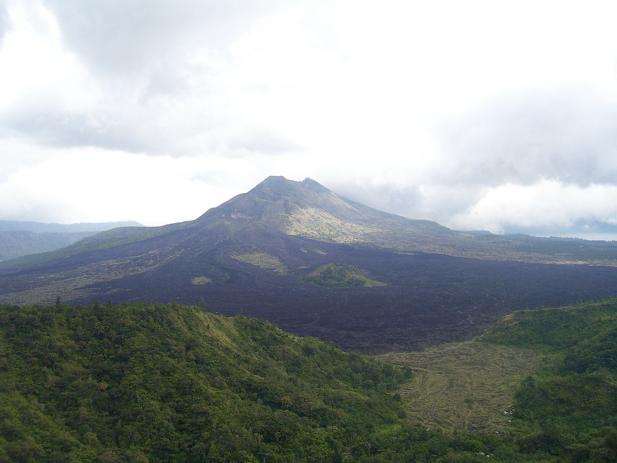 Gunung Batur  Wikipedia bahasa Indonesia, ensiklopedia bebas