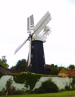 Mount Pleasant Mill