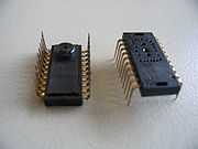 Микросхема оптического датчика второго поколения