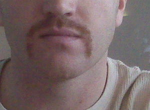 English: Movember Support 2008