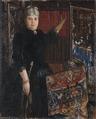 Mrs Caroline Schloss (Ernst Josephson) - Nationalmuseum - 18876.tif