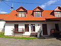 Municipal office in Přeckov, Třebíč District.JPG
