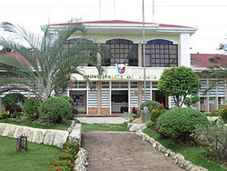 Municipality of Alicia Bohol The Philippines.JPG
