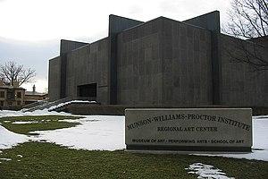 Munson-Williams-Proctor Arts Institute - Munson-Williams-Proctor Institute Museum of Art Building