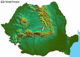 Perșani Mountains