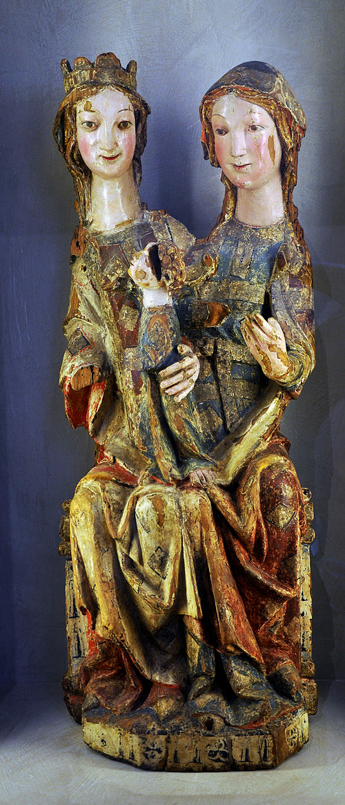 Musée des BA Lyon Sainte Anne Trinitaire